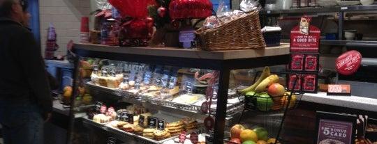 Corner Bakery Cafe is one of Kathy : понравившиеся места.