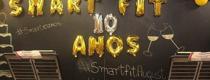 Smart Fit is one of สถานที่ที่ Camila ถูกใจ.