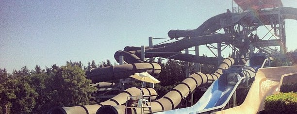Fasouri Watermania Waterpark is one of Anatoliy'in Beğendiği Mekanlar.