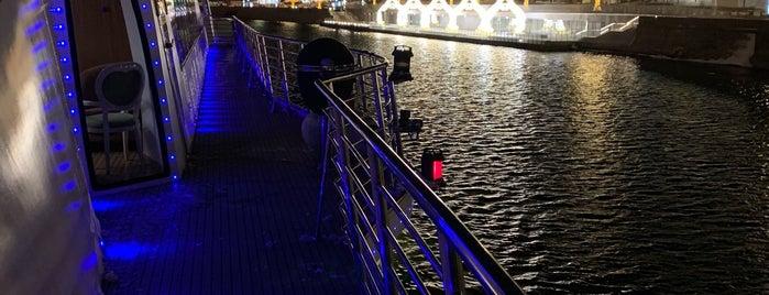 Flotilla «Radisson Royal» is one of Posti che sono piaciuti a Irina.