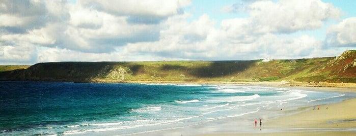 Sennen Cove is one of Tempat yang Disukai Zerrin.