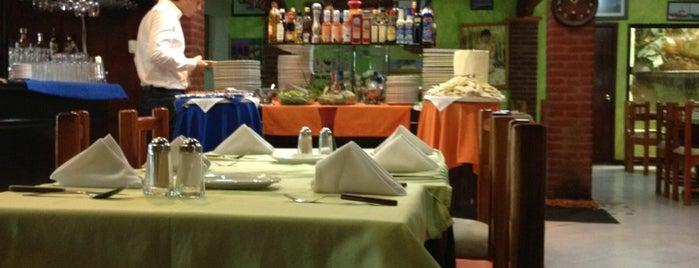 Picañas Restaurant is one of Locais curtidos por Adrian.