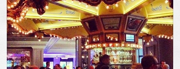 The Carousel Bar & Lounge is one of Bars.