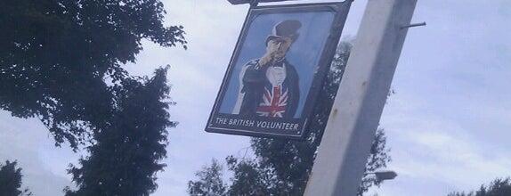 British Volunteer is one of Lugares favoritos de Del.