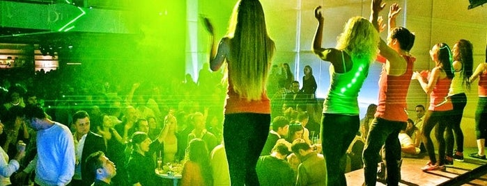 D'lux Club Ankara is one of Gulin: сохраненные места.