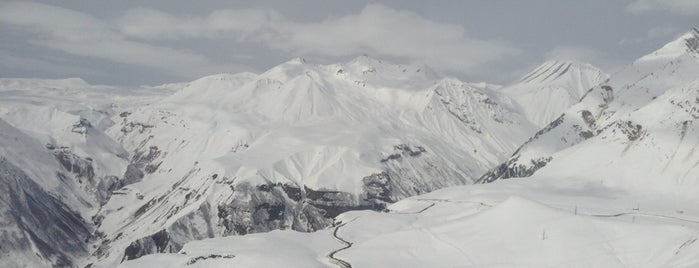 Heliksir - Heliski Caucasus is one of Lugares favoritos de Анастасия.