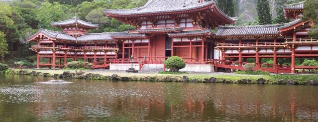 Byodo-In Temple is one of Honolulu.