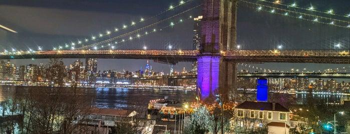 1 Hotel Brooklyn Bridge is one of Amandaさんのお気に入りスポット.