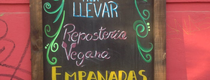 Newen Vegetariano is one of Lieux sauvegardés par Romina.