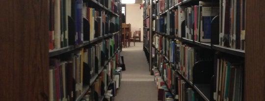 Pace University Birnbaum Library is one of บันทึกเดินทาง New York.