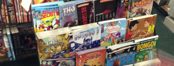 Second Chance Books And Comics is one of Oklahoma.