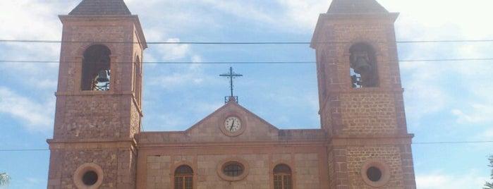 Catedral de Nuestra Señora de La Paz is one of Lieux qui ont plu à MaJo.