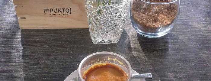 En Punto. Barra de café is one of K 님이 좋아한 장소.
