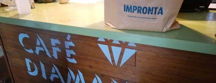 Impronta is one of Guadalajara.