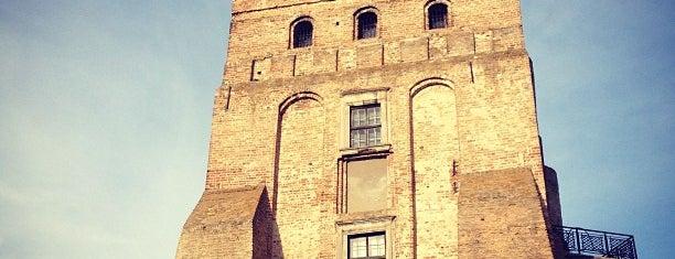 Замок Любарта is one of Илья : понравившиеся места.