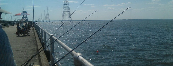 James River Fishing Pier is one of All-time favorites in United States.