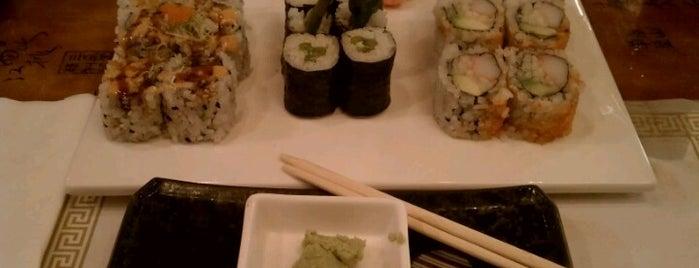 Shanghai Tokyo Restaurant & Sushi Bar is one of 寿司.