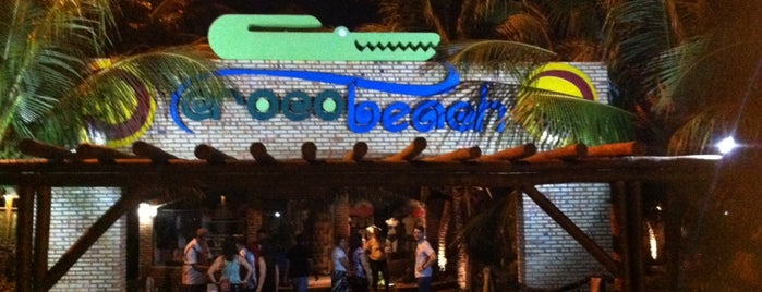 Crocobeach is one of Barracas de Praia.