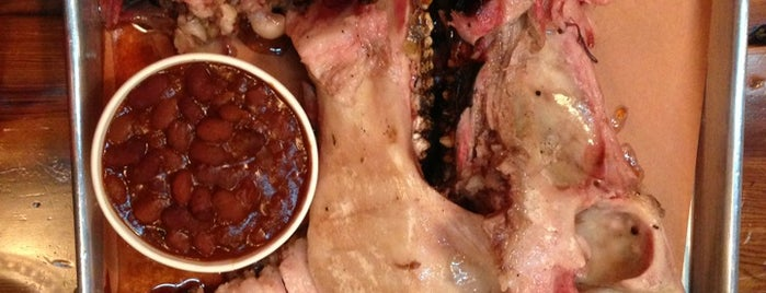 Fletcher's Brooklyn Barbecue is one of NYMag Cheap Eats 2013.