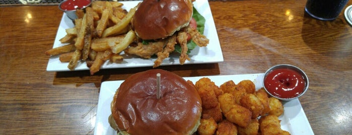 BURG & BARREL is one of KC Hamburgers: the best of the burger.