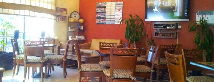 Kalispera Cafe is one of Abu Dhabi & Dubai, United Arab emirates.