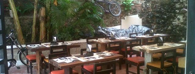 Restaurante La Mulata is one of Colombia.