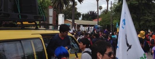 Plaza De Nancagua is one of Dayana'nın Kaydettiği Mekanlar.
