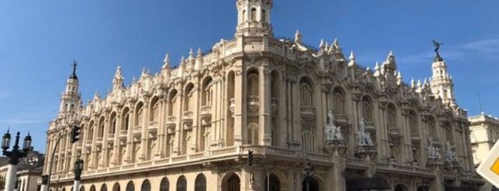 Gran Teatro de la Habana is one of Havana.