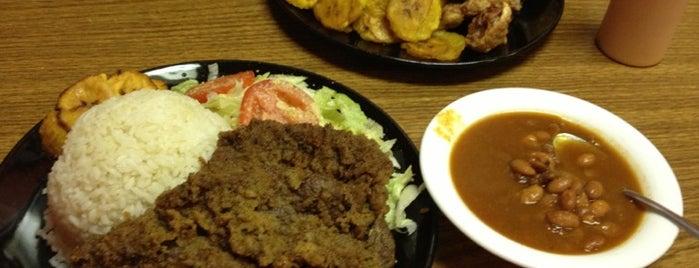 Cafe San Juan is one of สถานที่ที่บันทึกไว้ของ Pocahontas.