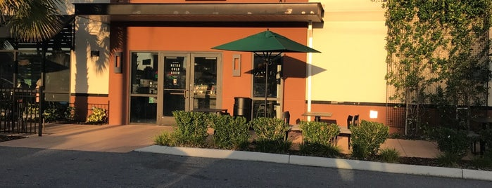 Starbucks is one of Tampa, FL.