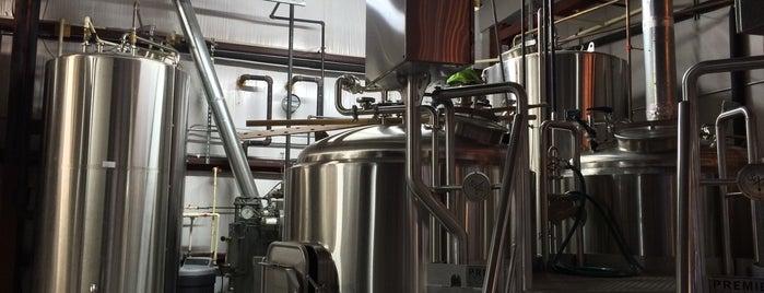 Six Ten Brewing is one of Lugares favoritos de Marlon.