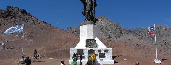 Monumento Cristo Redentor de los Andes is one of Cuyo (AR).