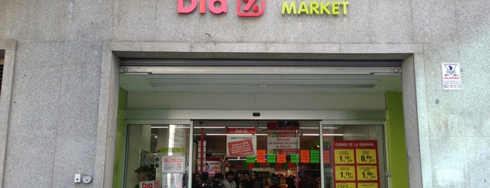 Dia % is one of Madrid.