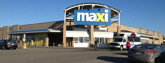 Maxi is one of สถานที่ที่ Renan ถูกใจ.