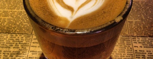 Thinking Cup is one of Coffee 101.