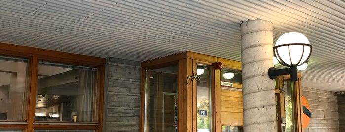 Hotelli Kalevala is one of Gespeicherte Orte von Salla.