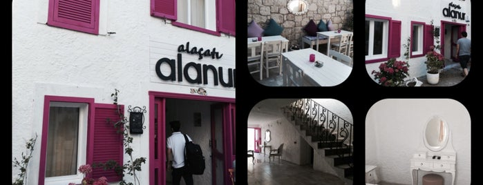 alacati alanur otel 🇹🇷 is one of Seda : понравившиеся места.