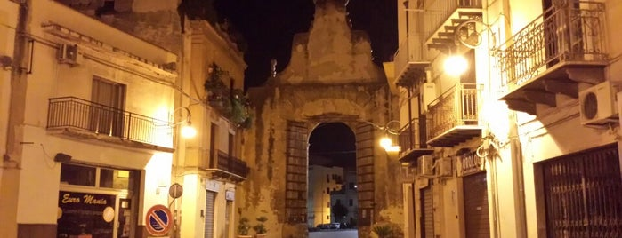 porta Palermo Sciacca is one of SICILIA - ITALY.