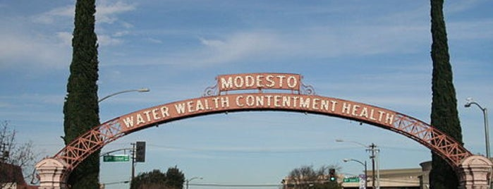 City of Modesto is one of Most Populous Cities in the United States.