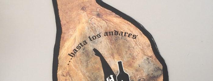 Hasta Los Andares is one of Malaga.