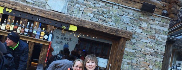 Harry's Ski Bar is one of Zermatt, Switzerland.