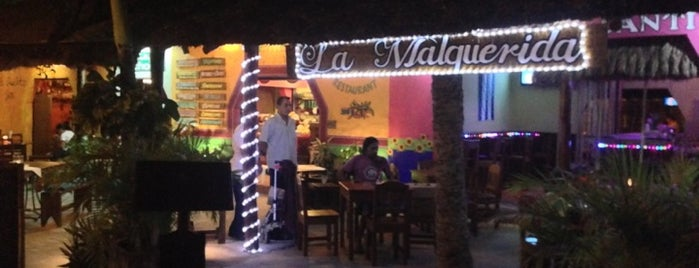 La Malquerida is one of Tulum.