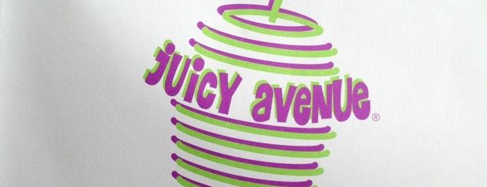 Juicy Avenue is one of Favorite eat&drink places in Madrid.