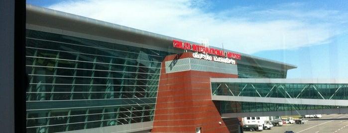 Tbilisi International Airport | თბილისის საერთაშორისო აეროპორტი (TBS) is one of Airports (around the world).