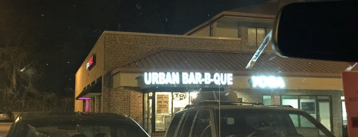 Urban Bar-B-Que is one of Locais curtidos por Sean.