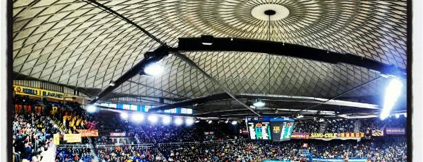 Palau Blaugrana is one of Euro trip.