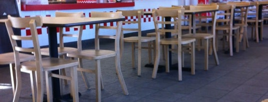 Five Guys is one of Orlando.