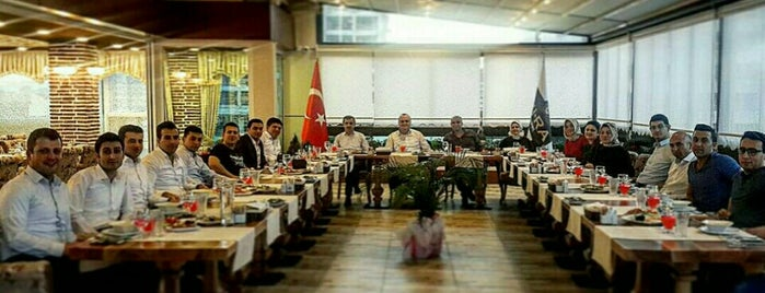 Nİ-RA GURME RESTAURANT is one of ankara.
