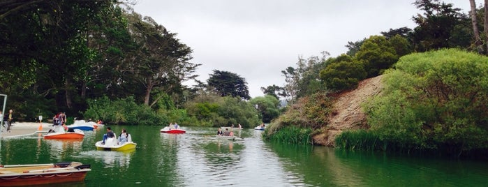 Golden Gate Park is one of Exploring San Francisco.