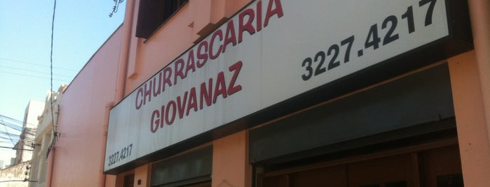 Churrascaria Giovanaz is one of Marianne 님이 좋아한 장소.